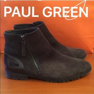 ⭐️PAUL GREEN BOOTS 💯AUTHENTIC